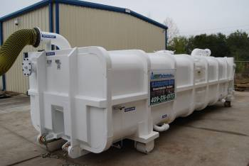 Eliminator 5500 Scrubber Unit