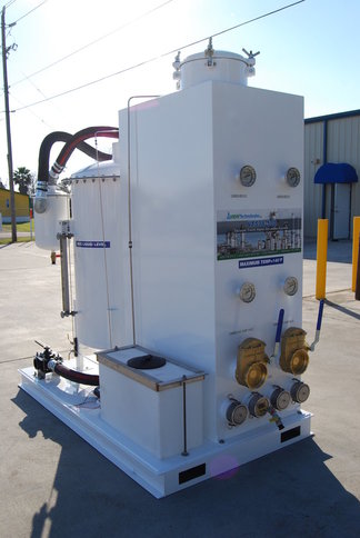 Chassis Mounted Vapor Scrubber Units